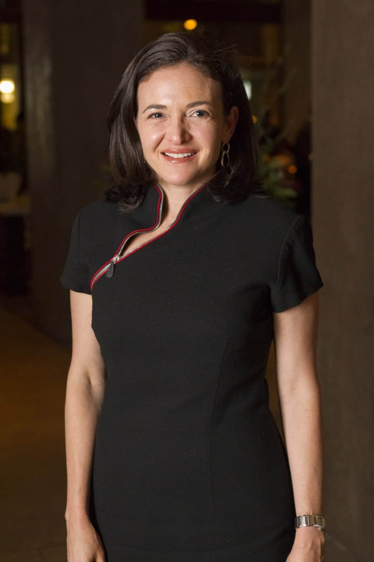 Sheryl Sandberg A Profile In Style