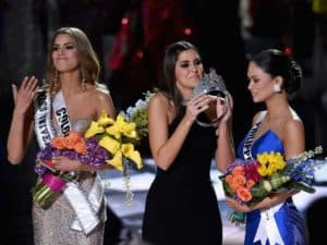 Miss Colombia Ariadna Gutierrez is mistakenly crowned Miss Universe 2015. Even during an awkward moment, everyone knows you based on how you show up.