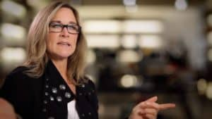 The way that Angela Ahrendts wears clothes tells onlookers that she is current and in-the-know. What you may see is her fashion sense, but what you think is deeper than what you see on the surface. Ahrendts is definitely one woman worth keeping an eye on as she becomes an integral part of Apple's executive team.