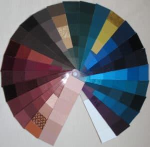 Client Color Palette