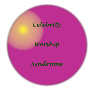 a discussion on being a celebrity worshiper Celebrity worship syndrome has been described as an obsessive-addictive disorder where an individual becomes overly involved and interested (ie, completely obsessed) with the details of the.