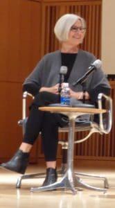 Fashion Designer, Eileen Fisher
