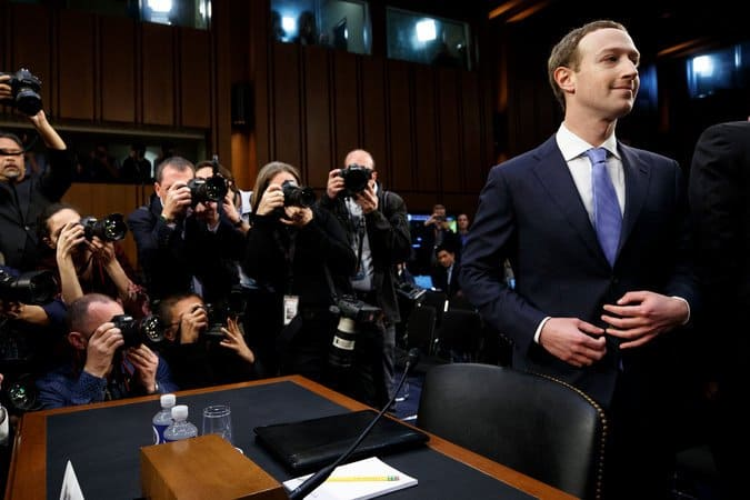 Mark Zuckerberg's Sartorial Communication