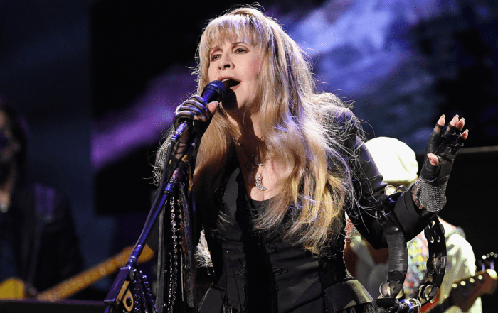 The Genius and Legendary Beauty of Stevie Nicks